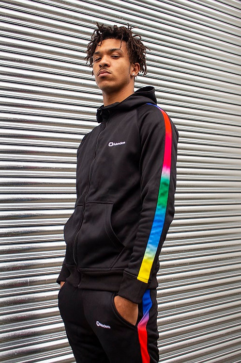 MANDEM COLOURS HOODED TRACKSUIT