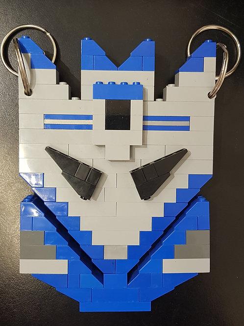 DECEPTICON LEGO PENDANT
