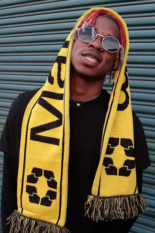 MANDEM YELLOW SCARF