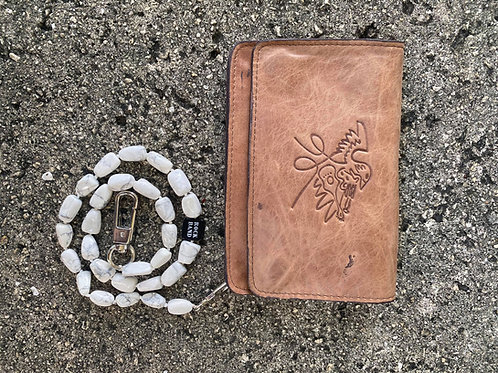 Rock Chain Wallets and Clutches