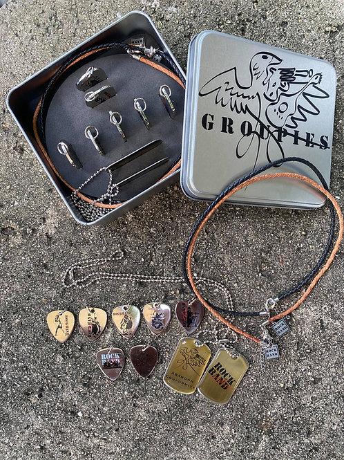 Groupie Necklace Set