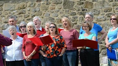 September 'Return to Singing'