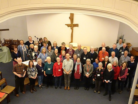 Durham Scratch Choir 20th Anniversary Concert