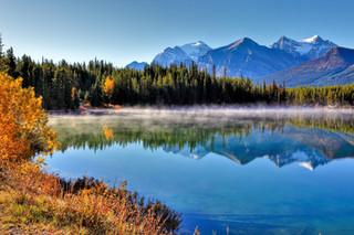 Herbert Lake, Banff Nat Pk, Canada_resiz