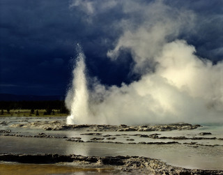 GreatFountainGeyser, Yellowstone Nat Pk_