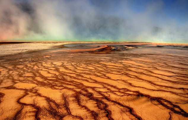 Grand Prismatic Spring, Yellowstone_resi