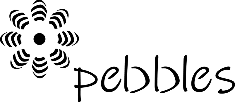 pebbles logo