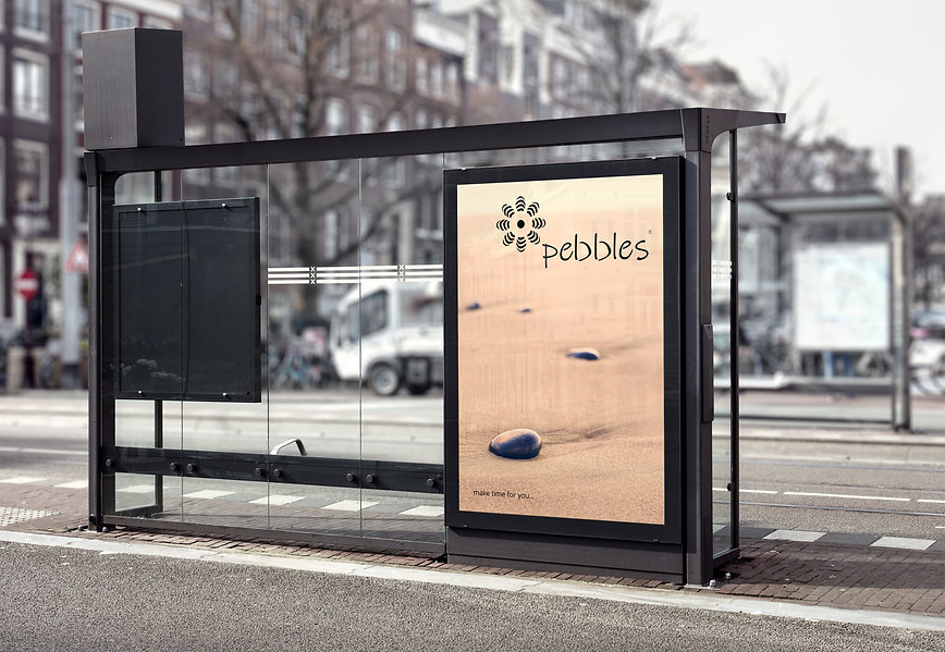 bus stop poster