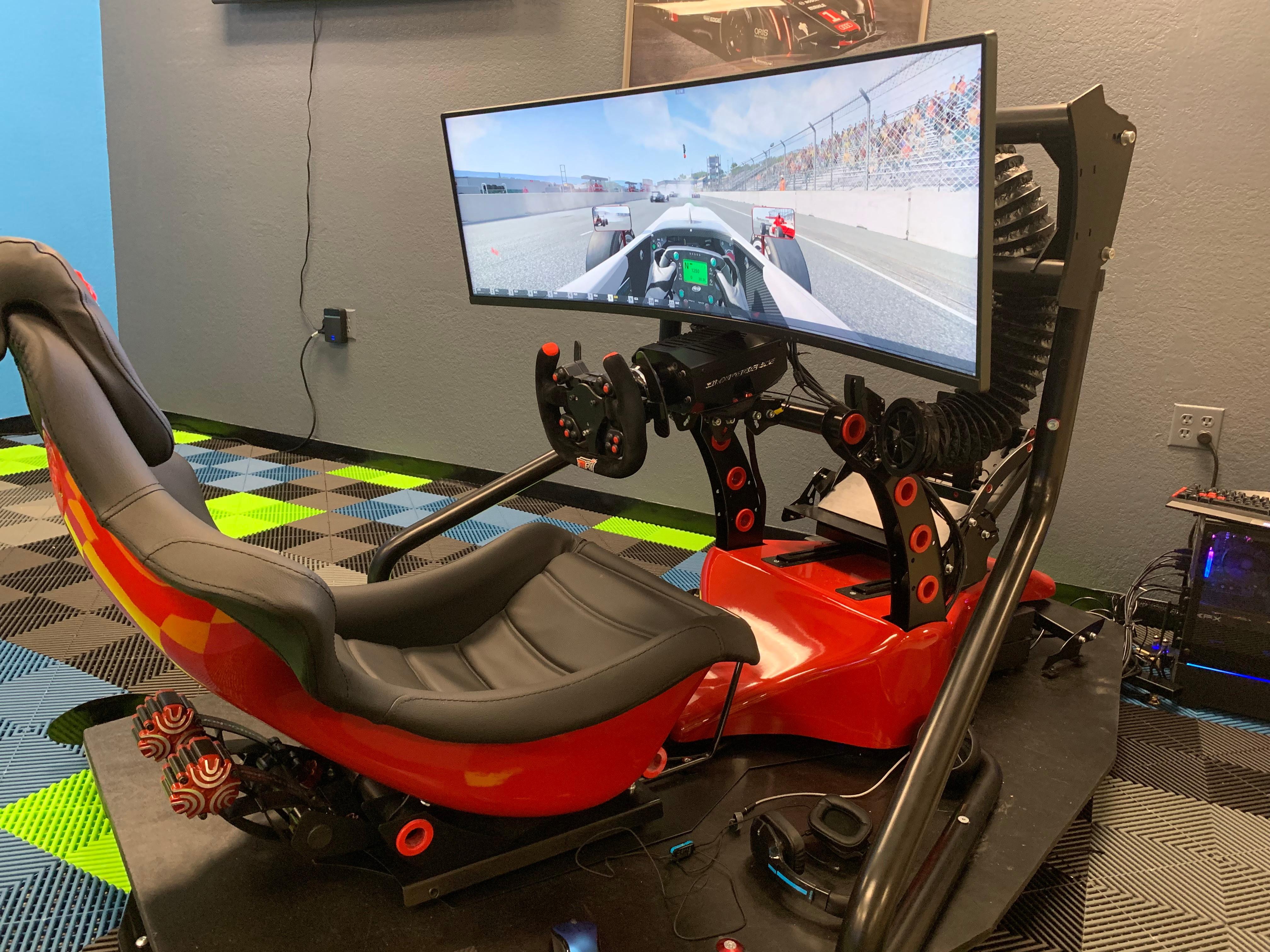 Formula Motion Simulator