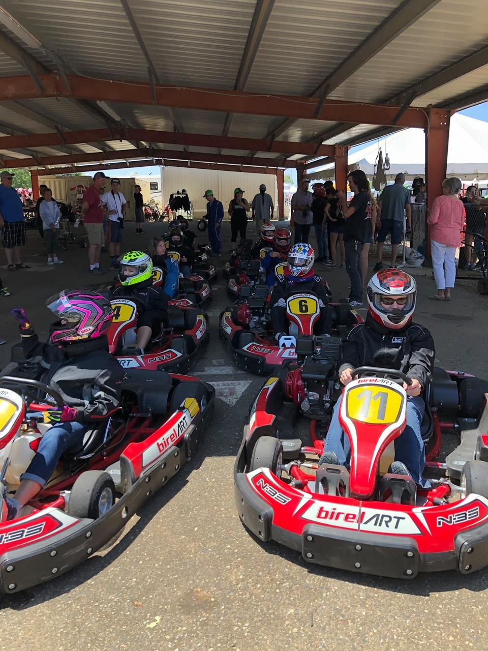 Time Attack Karting | Go Kart Racing | Sacramento Area