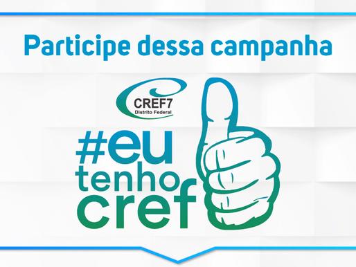 Campanha #eutenhocref