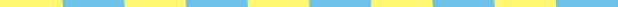 飾りライン 青と黄 Maitrii