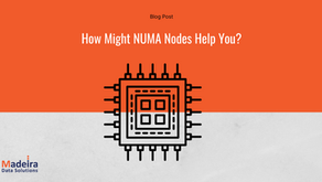 How Might NUMA Nodes  Help You?