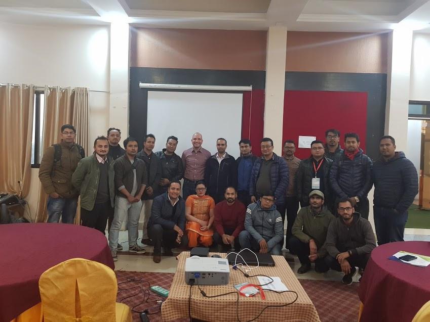SQL Saturday Nepal 2017