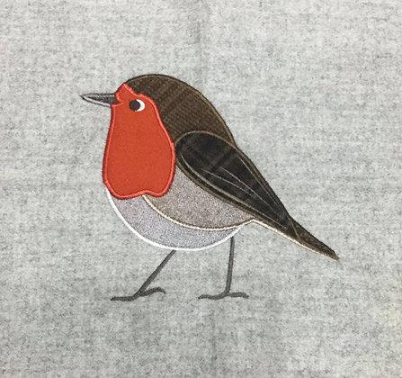 Robin Applique design