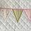 Thumbnail: Summer Garden Embroidered Quilt