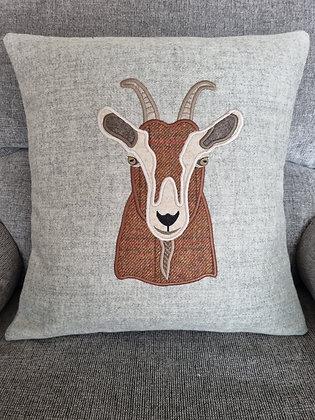 Billy Goat tweed Applique