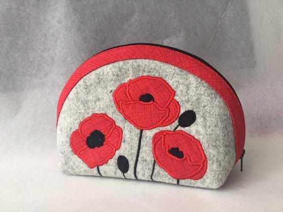 poppy pouch