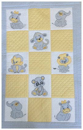 Baby Animals Embroidery x 6 Designs