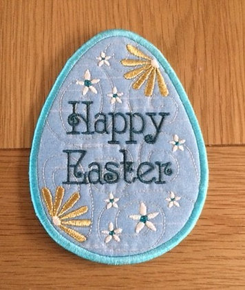 Happy Easter egg ITH