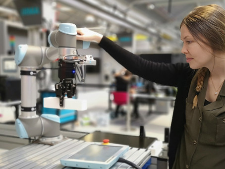 How can we easier connect with collaborative robots?