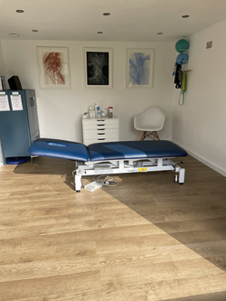 Life Made Simple Physiotherapy treatment area