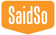 SaidSo.co.uk