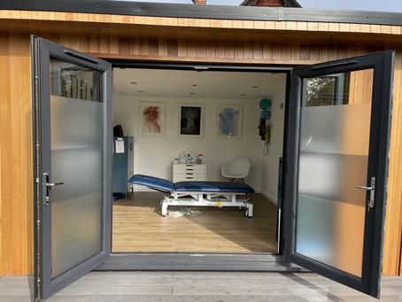Our New Physiotherapy Treatment Rooms | Life Made Simple Physiotherapy
