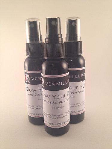 Slow Your Roll - Aromatherapy Spray 2oz