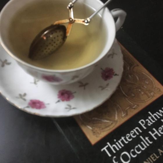 Tea Tuesday! Cardamom, Orange, & Rose