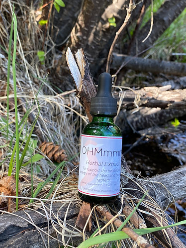 Ohm - Herbal Extract Blend