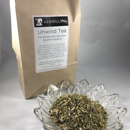 Unwind - Herbal Tea Blend