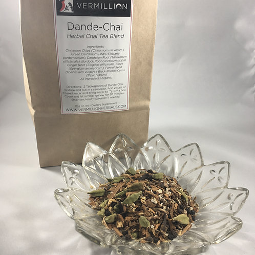 Dande-Chai Herbal Chai Tea Blend