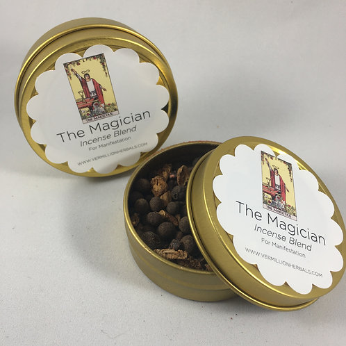 The Magician - Tarot Incense - 2oz