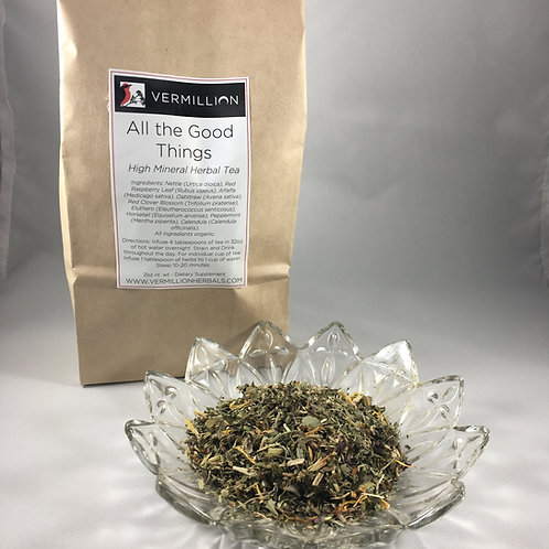 All The Good Things - High Mineral Herbal Tea