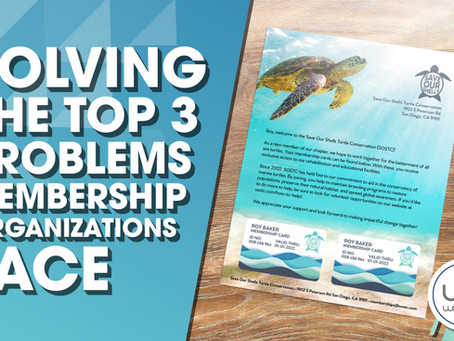 Solving the Top 3 Problems Membership Organizations Face