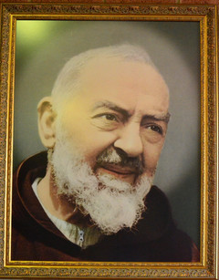 St. Pio portrait