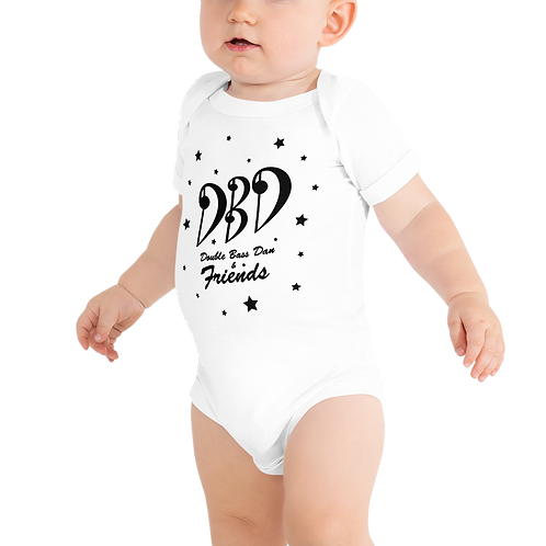 Bella + Canvas Baby Grow Onesie