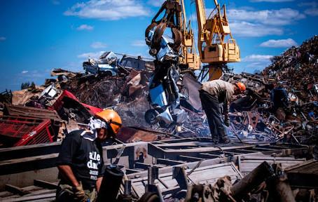 Servizio di Acquisto Metalli Novi Ligure e recupero rottami ferrosi