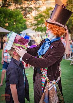 Wonderland Mad Hatter
