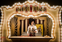 Ring Toss at your Service, Party Entertainment, Entertainers, Game Booth, Ring Toss Master, CIRCUS PICNIC Theme Party Ideas, Texas