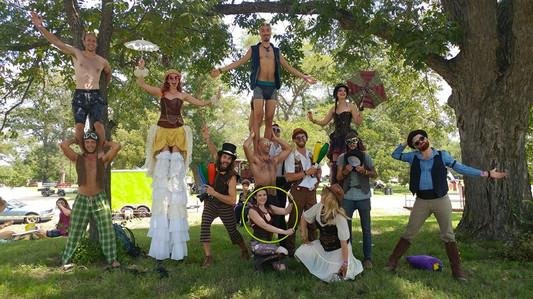 Captivating Circus Act, CIRCUS PICNIC Entertainers, Performers at Event Entertainment Party, Art Expressions, Art Festivals Austin Texas, Houston Texas, Dallas Texas, San Antonio Texas