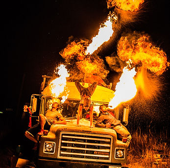 Fire Performance Troupes for Hire