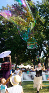 Giant Bubbles in the Air, Capture Best Childhood Experience, Childhood Memories, Austin Texas Steampunk Crash Landed at Art Outside Party, CIRCUS PICNIC Party Ideas, Austin Texas
