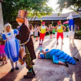 The Wonderland Cast