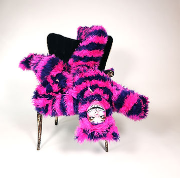 Cheshire Cat Costume Character for Event Entertainment