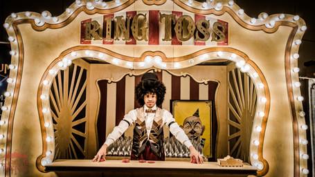 Carnival Ring Toss Master