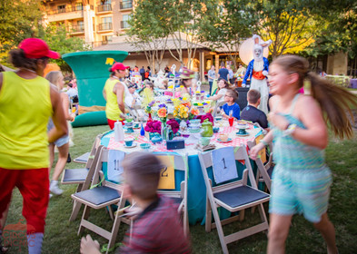 CIRCUS PICNIC Wonderland Theme, Fun Surprising Magical Corporate Party Experience, Circus Themed Party Idea