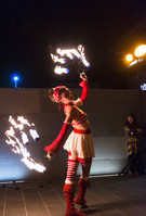 Carnival Blazing Performance