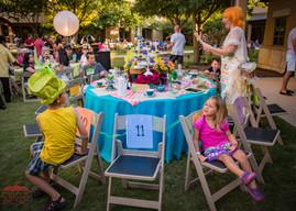 Wonderland Party Games